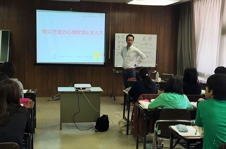 講義の様子 (2)