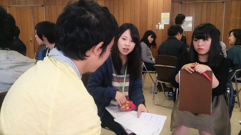 大学生ボランティア