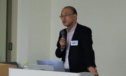 被災地子ども教育白書発刊記念イベント・川北さん (2)