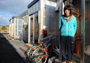 東日本大震災で被災した子ども支援