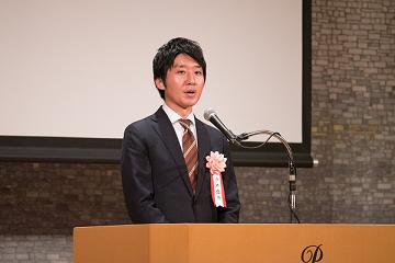 スピーチ(今井悠介)